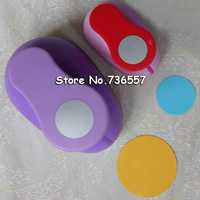 3 2 Circle Punch 73mm 50mm Diy Craft Hole Puncher Scrapbooking Punches Eva Maker Kids Scrapbook