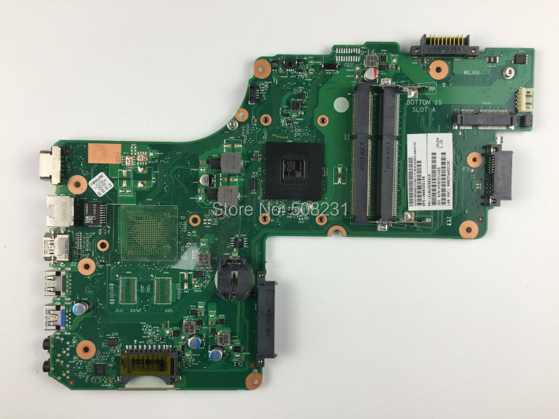 Free shipping, for  Toshiba Satellite C55D-A5120 Motherboard  V000325190, All functions fully Tested ! free shipping for toshiba satellite c55d a5120 motherboard v000325190 all functions fully tested