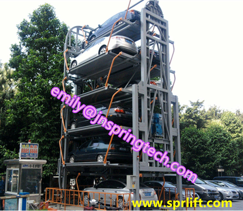Vertical Car Parking Systemeasy Parking12 Car Liftvertical Rotary Parking Equipment 2017 In