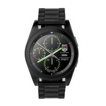 XGODY G6 Bluetooth 4.0 Monitor Del Ritmo Cardíaco Reloj Inteligente Remoto Cámara Rastreador Deportes Hombres Del Reloj Smartwatch para Apple Android