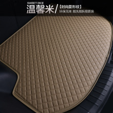 Myfmat custom trunk mats car Cargo Liners pad for Chevrolet Optra MALIBU XL CAMERO Epica Equinox free shipping healthy