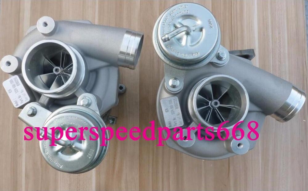K24 53249887006 53249707006 53249887005 53249707005 996.123.984.71 Turbo Turbocharger For Porsche 996 GT2 M96/70S  3600ccm 462HP