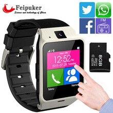 2016 aplus gv18 smart watch telefon gsm nfc kamera wrist bluetooth uhr sim-karte smartwatch für samsung android-handy
