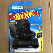 New Arrivals 2018 8L Hot Wheels 1:64 zoom in Car Models Collection Kids Toys Vehicle For Children hot cars