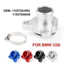 Wąż wody montaż wymiana OEM 11537541992 11537544638 dla BMW N54 335i 335