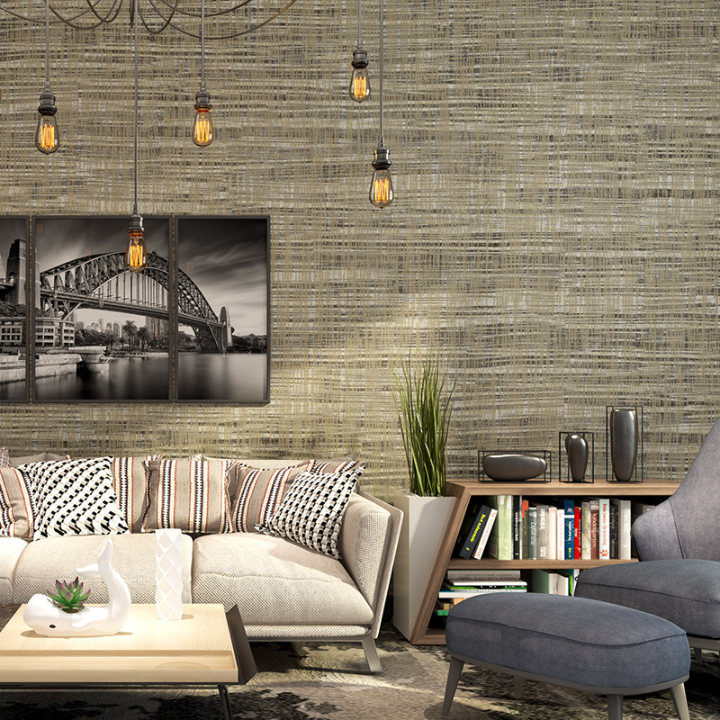 Pure plaine 3D papier peint rouleau Restaurant chambre salon TV canapé fond papier peint papel Mural papel peintures murales Beibehang