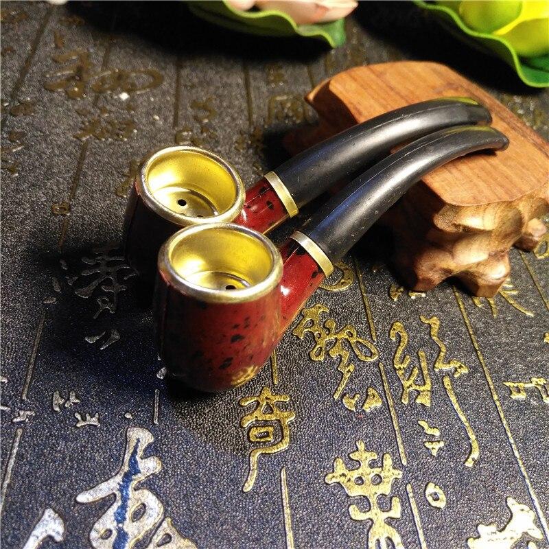 1 Pcs Mini Smok Tubo Portatile Creativo Fumatori Herb Tubi Di Tabacco Narguile Weed Grinder Fumo Di Supporto Del Filtro Di Sigaretta