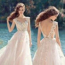 Las Mujeres Vestido Largo De novia de Mariage Vestido De Noiva Vestidos de Novia Barato Ropa de China Barato ropa de china Robe De Vestidos de Fiesta 89