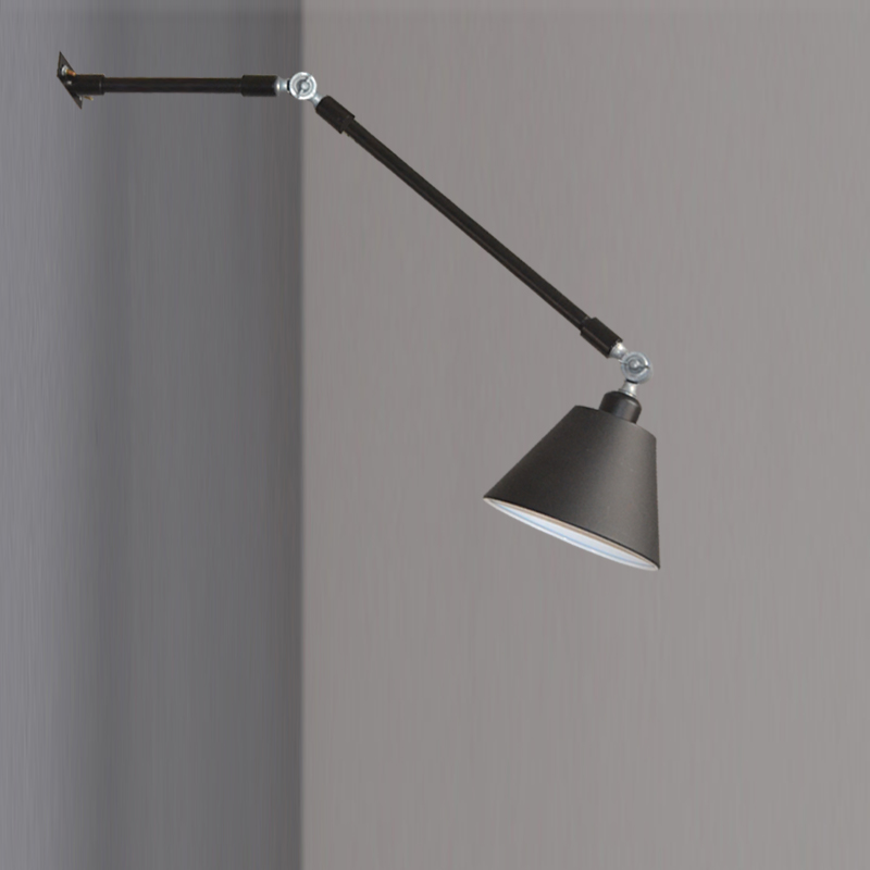 Modern Wall Lamp Lamps Work Task Lighting Adjustable