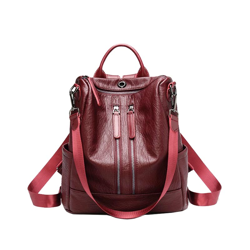 2018 new Dual-purpose fashion shoulder bag  versatile versatile backpack College wind large capacity backpack flb12084 hamburg s new fashion backpack shoulder bag college wind backpack schoolbag shoulder bag personality
