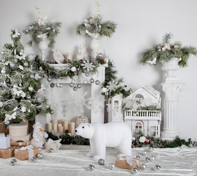 kerst fotografie achtergronden kerst interieur vinyl photoshoot achtergrond voor studio vakantie dector foto achtergrond d
