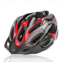 Bicicleta mountain bike capacete de segurança ciclismo capacete da bicicleta cabeça proteger ajustável