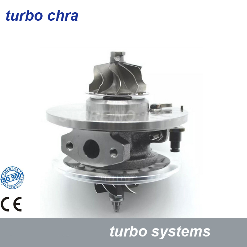 GT1749V  Turbine CHRA 724930 03G253014H Turbo cartridge for Skoda Octavia II VW Golf V Passat B6 Touran 2.0 TDI 100 103 Kw turbo air intake turbo chra for skoda octavia ii 1 9 tdi turbo engine bls 77kw 105hp turbocharger cartridge core 03g253019kv
