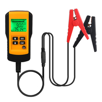 12V Automotive Vehicle Battery Tester LCD Digital Battery Test Analyzer Diagnostic Tool Internal Resistance CCA Voltage Test