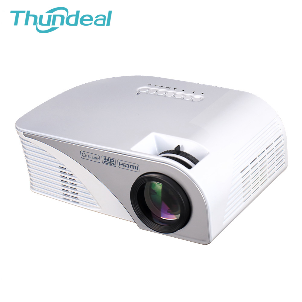 ThundeaL RD805 Upgrade RD805B Mini LED Projector Android WiFi Video Game TV Home Theatre 3D Movie HDMI VGA USB Beamer Proyector все цены