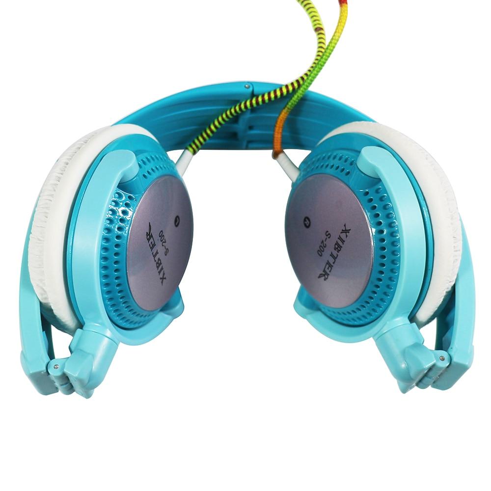 Xibter Mini Auriculares Coloridos Con Micrófono En Línea 3.5mm Jack - Audio y video portátil - foto 4