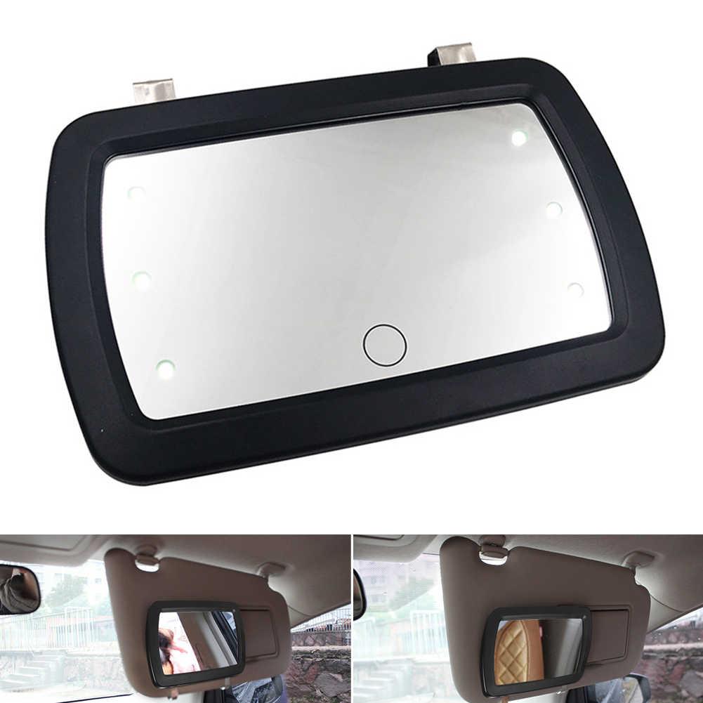 Accessoires Auto Facile A Installer Miroir De Maquillage