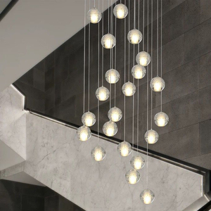 Image 1 - Modern G4 LED Pandant Lights Multiple Staircase Lamps Fixtures Fashion Living Bedroom Decora Restaurant Dining Kitchen Lighting