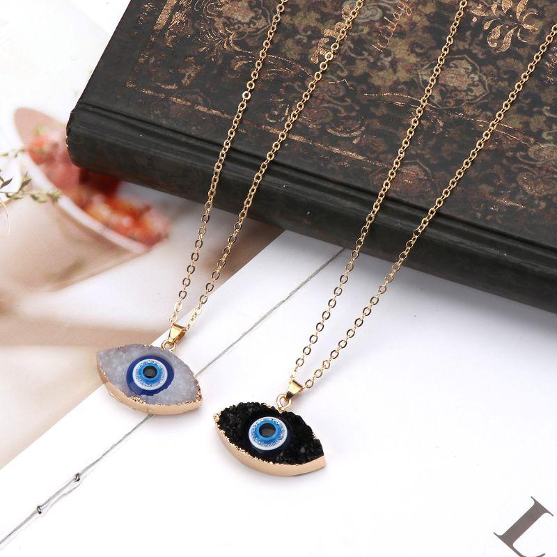 Size 0.5 x 0.5 Jewish Jewelry Golden Hamse Inside Amber Design Necklace Pendant