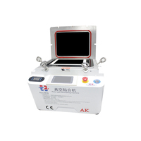 HIGH QUALITY 2 in 1 OCA Vacuum Laminating machine and remove bubble Machine 12 autoclave LCD laminating machine tablet laptop