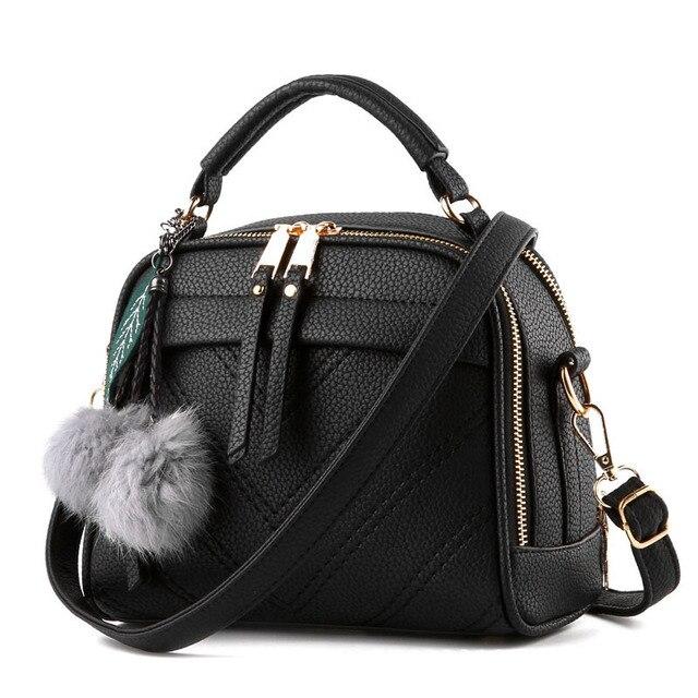 340b17c9d8 Women Handbag Shoulder Bags Luxury Designer PU Leather Small Casual Patchwork  Tote Bag Fashion High Quality Female Crossbody Bag