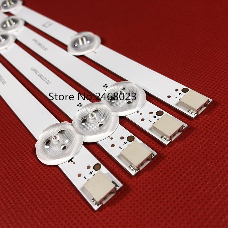 Image 4 - LED Backlight Lamp strip For 47LN540S 47LN519C 47LN613S 6916L 1174A 6916L 1175A 6916L 1176A 6916L 1177A 47LN5404 47ln5390-in LED Bar Lights from Lights & Lighting