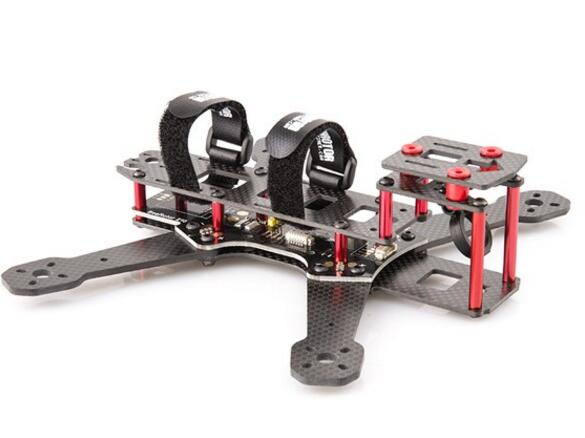 цены на BeeRotor 210 four-axis mini-through racing machine upgrade version 210 rack pure carbon fiber rack в интернет-магазинах