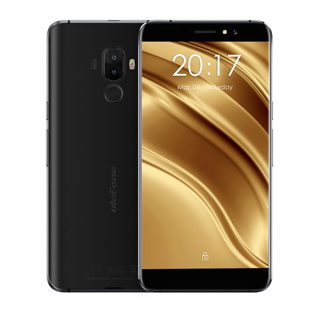 Original Ulefone S8 Pro 5 3 4G Smartphone Dual Rear Cameras Android 7 0 MTK6737 Quad