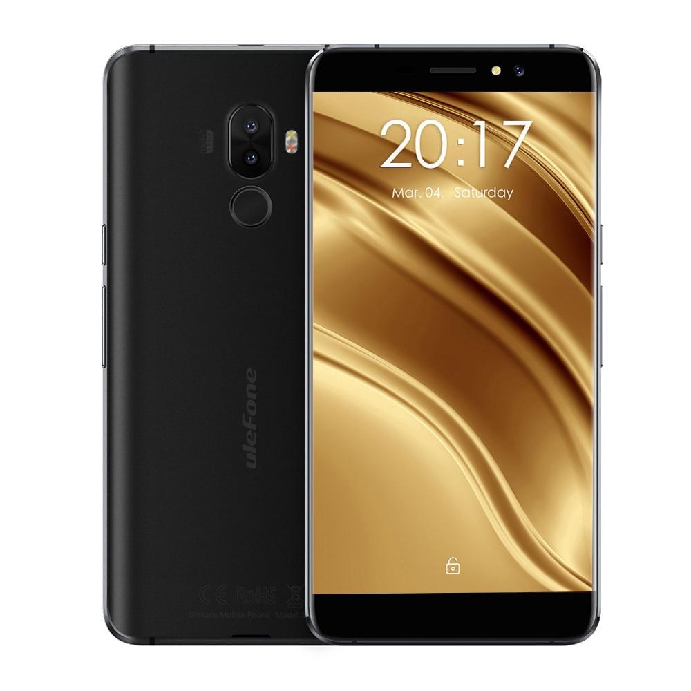 Original Ulefone S8 Pro 5 3 4G Smartphone Dual Rear Cameras Android 7 0 MTK6737 Quad