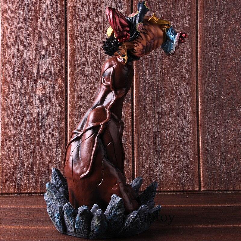 One piece gear 4 Луффи Фигурка Обезьяна D Луффи Шестерня Четыре ПВХ Коллекционная модель игрушки