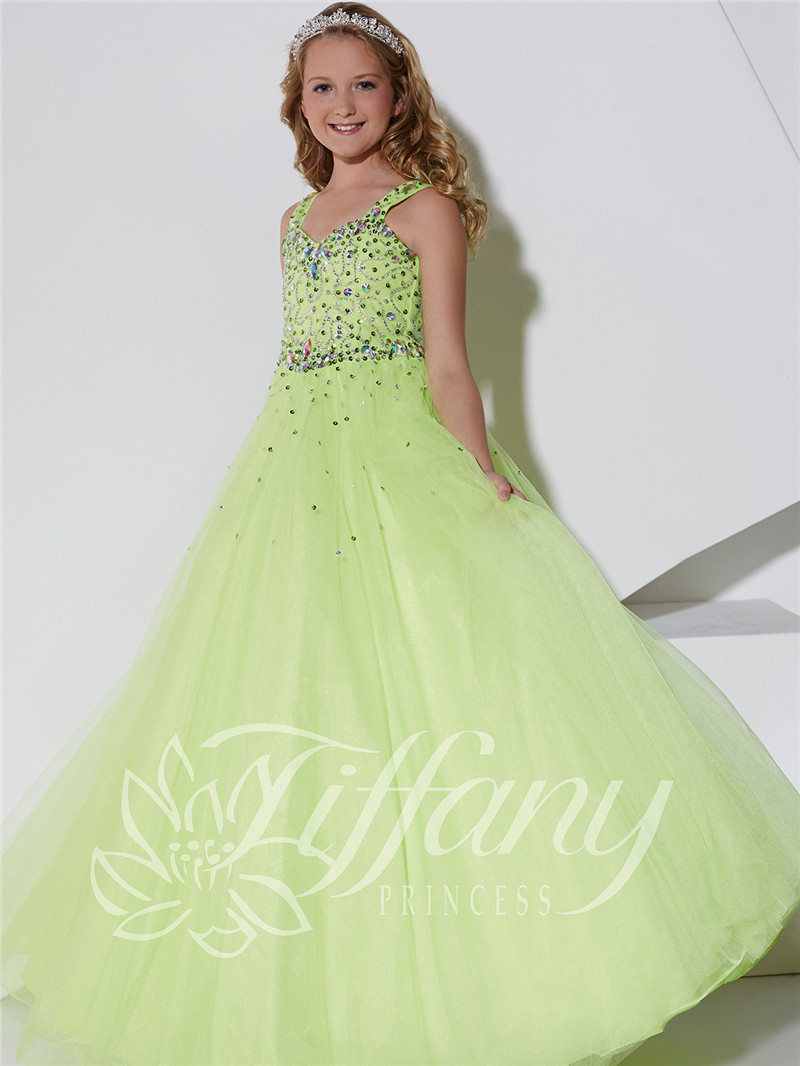 Glaring green sweetheart floor length ball gown beading kids dress glaring green sweetheart floor length ball gown beading kids dress junior bridesmaid dress in flower girl dresses from weddings events on aliexpress ombrellifo Images