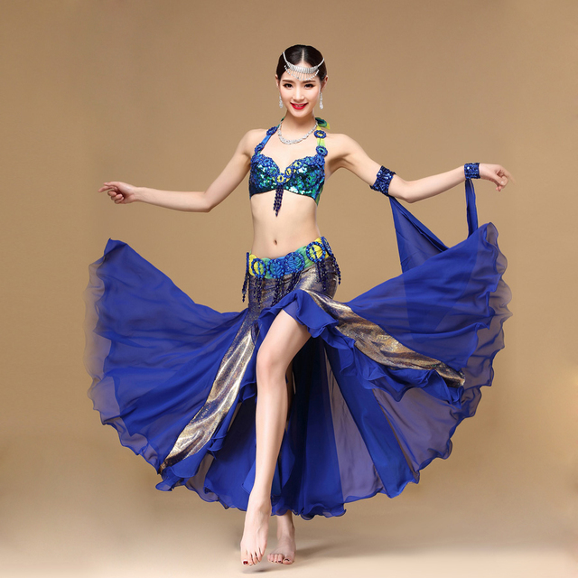 2e99fa947 New 2018 Professional Belly Dancing Clothing Oriental Dance Outfits ...