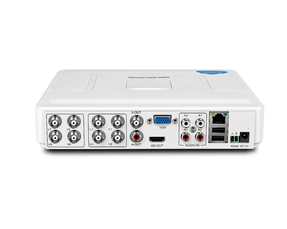 YiiSPO 2.0MP 1080N 4ch/8ch CCTV 5в1 AHD/CVI/TVI аналоговый DVR H.264 VGA/HDMI выход 1080P 16ch NVR onvif P2P Xmeye приложение cctv система