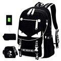 Hot Sale Oxford Men backpacks USB Charge Interface mochila Laptop Backpacks design Man Travel School Shoulder Bags for Male