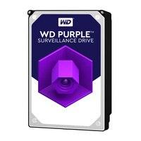 WD фиолетовый 12 ТБ видеонаблюдения жесткий диск SATA 256 МБ 3,5 Interal HDD для камеры видеонаблюдения AHD DVR IP камера NVR WD121EJRX