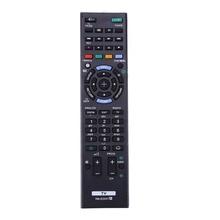 ALLOYSEED remplacement TV télécommande universelle télévision télécommande en plastique adapté pour Sony TV RM ED047