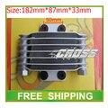 150cc de aceite del radiador del sistema de enfriamiento de aceite manguera pit suciedad mono moto 125cc 140cc 160cc kayo dhz accesorios envío gratis
