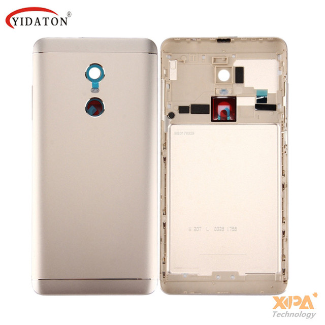 YIDATO For xiaomi redmi note 4x 32GB back battery cover Battery Door Cover Housing Back Cover Power Volume Buttons+Camera Lens