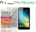 Aierwill Tempered Glass 9H+2.5D Film For Wiko Lenny 2 Screen Protector HD Toughened Protective Film for Wiko Lenny 2 SmartPhone