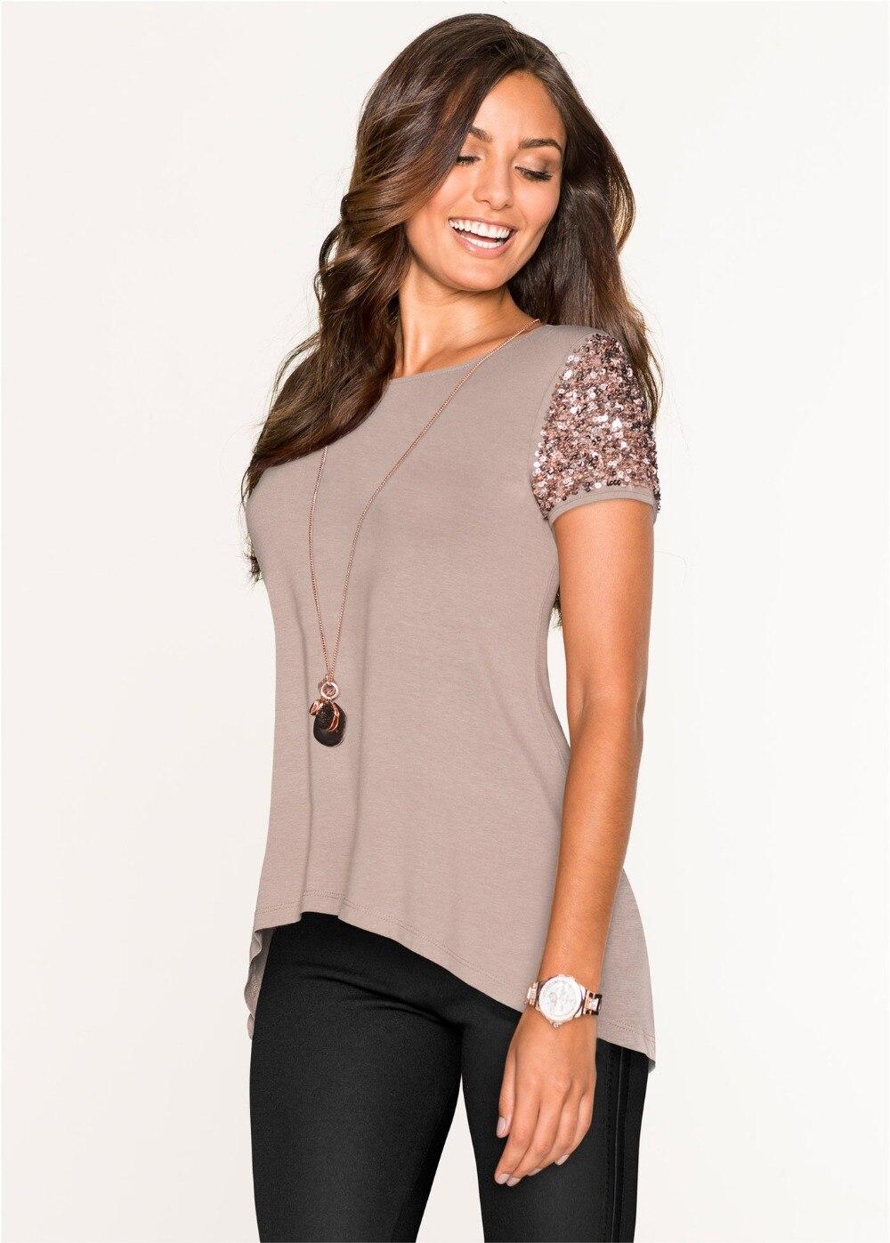 Fuori il lato di Stampa Delle Donne maglietta di Cotone Casual Divertente t shirt Per La Signora Della Ragazza Top Tee Hipster1