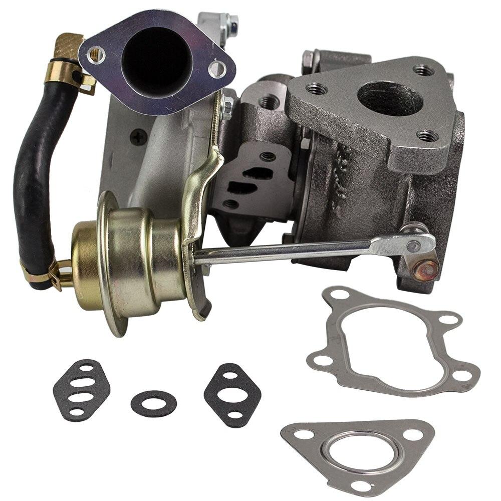 RHB31 VZ21 Turbo küçük motor için 100HP Rhino motosiklet ATV UTV 13900-62D51 Supercharger türbin Suzuki Alto için çalışır