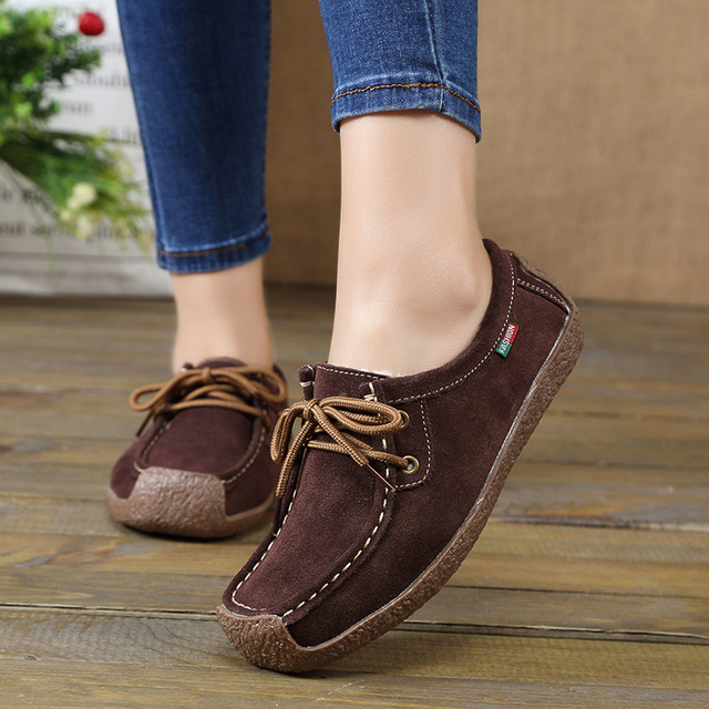 Women Flats Comfortable Summer Loafers Women Shoes  3