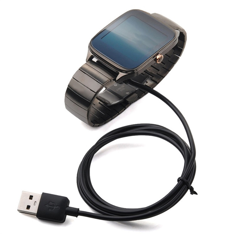 все цены на New USB Charging Cable for ASUS ZenWatch 2 WI501Q WI502Q Smartband Smart Watch онлайн