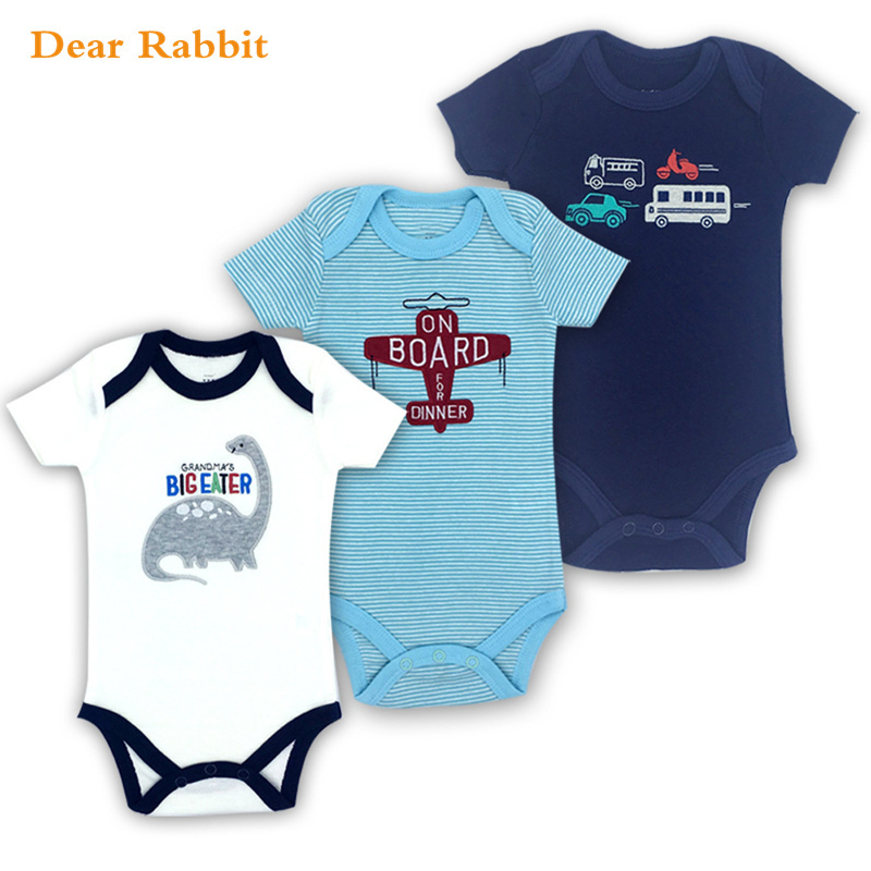 e2801499e18f 2018 New born baby rompers Clothing clothes boy girl roupas full ...