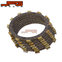 Motorcycle Friction Clutch Plates Disc For YAMAHA FZ6R 2009 2010 2011 2012 2013 2014 2015 2016