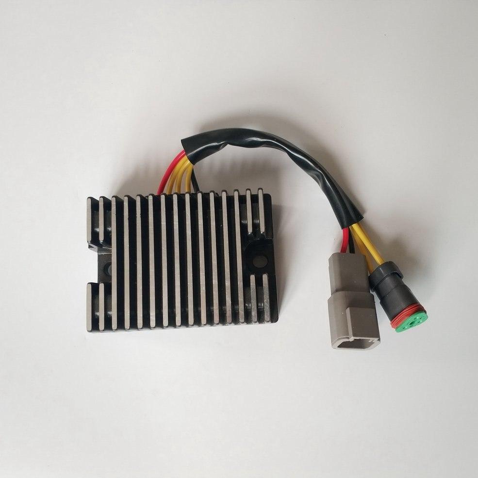 2101.7 Voltage Rectifier For SEADOO 278001581 278001969 4-6874 ESP10147 ASD6001 Motorcycle Rectifier Accessories