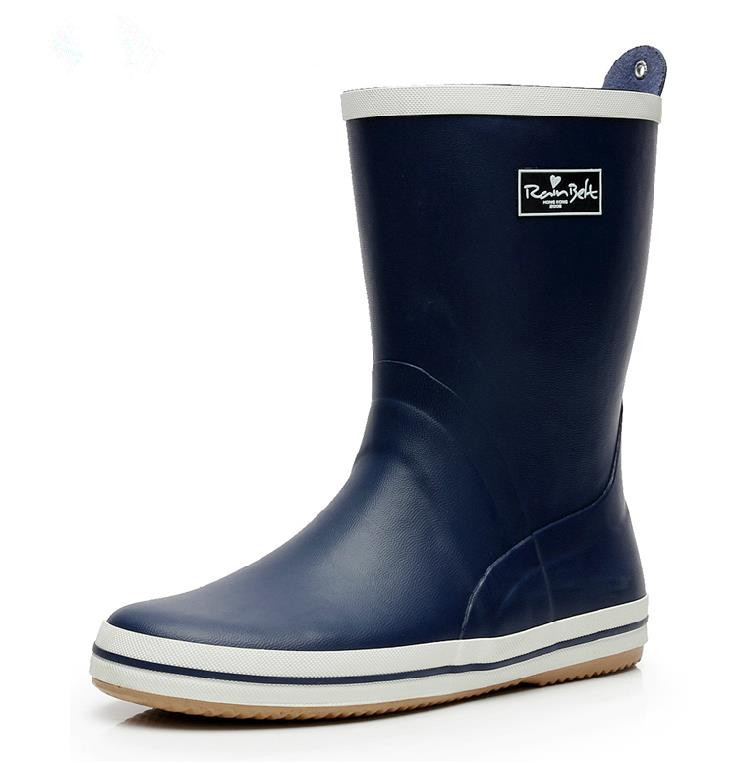 Mens Rubber Rain Boots - Cr Boot