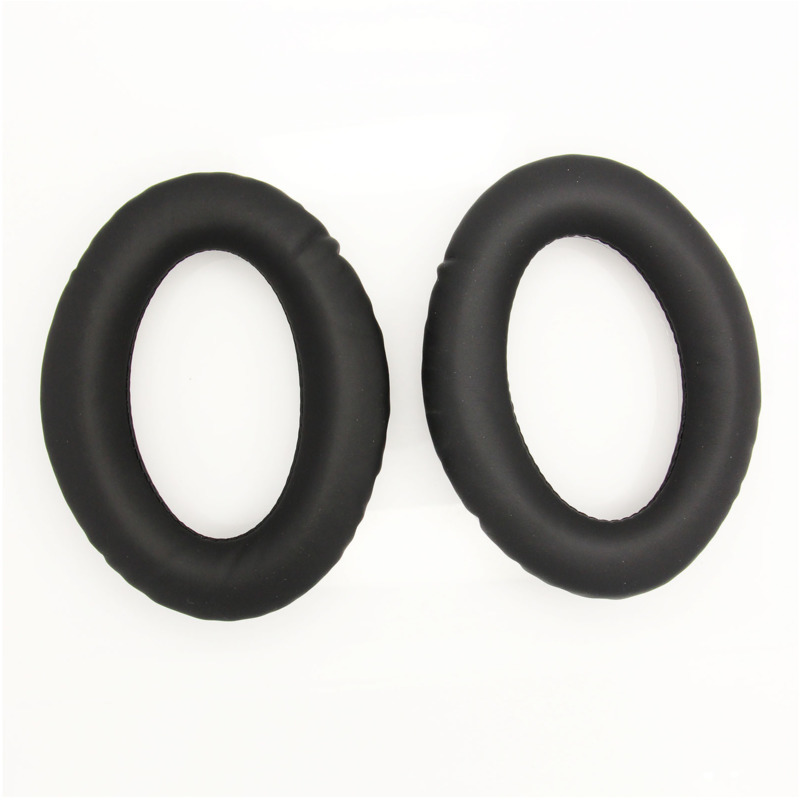 Headset Set Earmuff Leather Sheath Ear Pads For Sennheiser Pxc450 Pxc350 Pc350 Hd380 Headphones Replacement Earpads Sh in Earphone Accessories from Consumer Electronics
