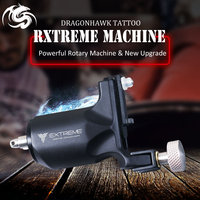 New Design Rotary Tattoo Machine Dragonhawk Tattoo Guns Strong Motor Tattoo Supply