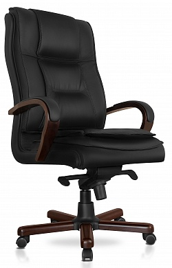 US $399.0  High quality office chair computer chair genuine leather lifting  staff armchair executive comfortable gaming chair free shipping-in Office  ...